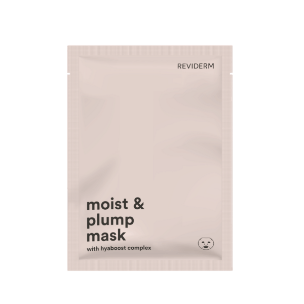 Moist & plump mask